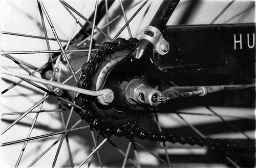 old huffy detail | by two.birds.one.stone