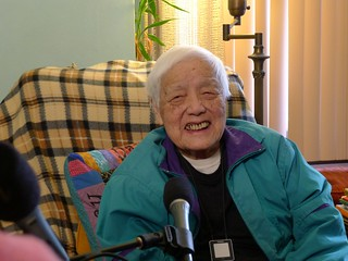 Grace Lee Boggs During an Interview with Krista Tippett | by On Being
