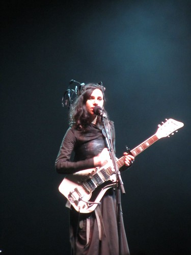 PJ Harvey | by jo-jo-jo