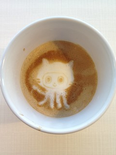 Today's latte, Octocat again and again! 1 | by yukop