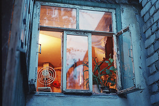 Kitchen window | by Andrey Timofeev