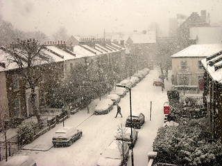 Londres Nevado | by FotosdeManuela