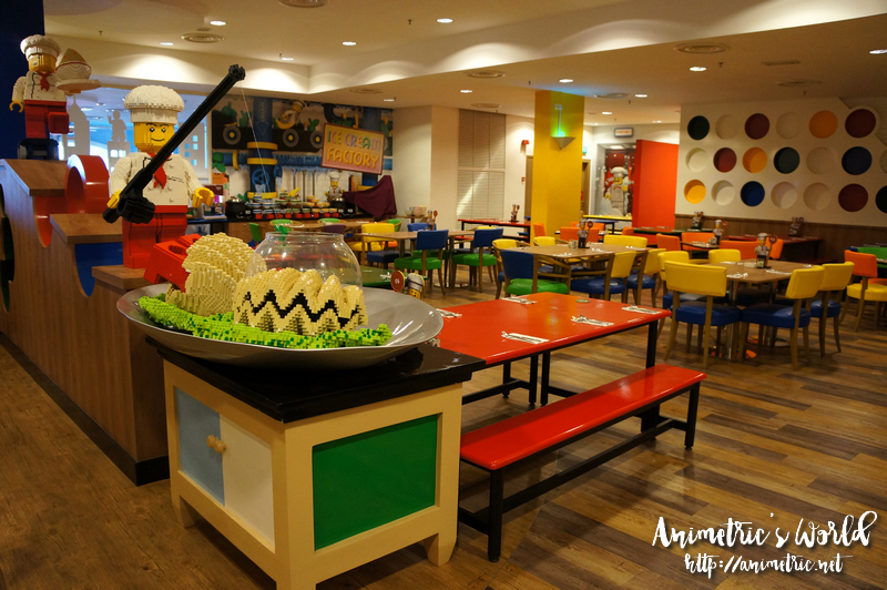 Legoland Hotel Malaysia Breakfast Buffet - Animetric's World