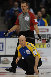Kevin Koe and Brad Chorostkowski | by seasonofchampions