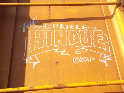 THE HORRIBLE HINDUE | by HonorAndDestroy