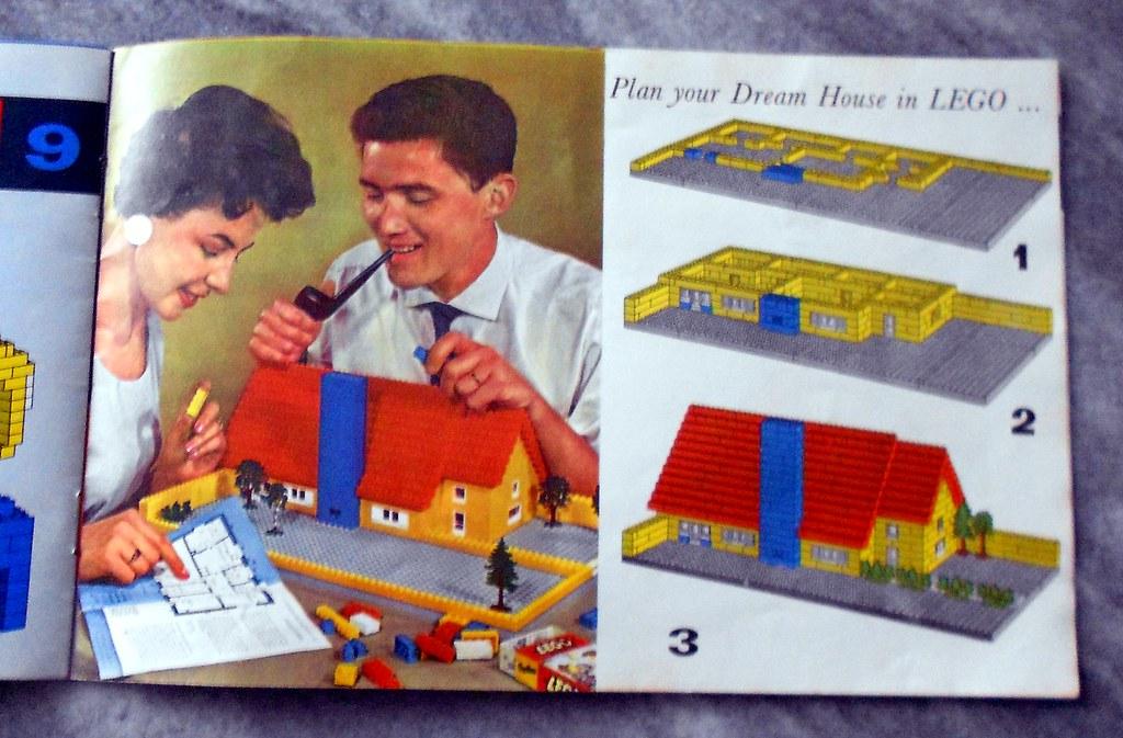 ... Lego Ideas Book   Dream House | By Richard.selby