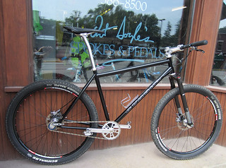 Gunnar Ruffian - 2011 Chequamegon Winner | by Gunnar Cycles