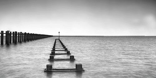 Shoeburyness Defence Barrier | by Mike Hewson
