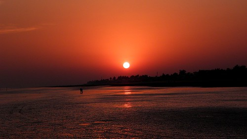 Sunset at Bay of Bengal | by H G M