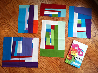 Traveling Quilts: Jacquie Blocks - Before | by Fresh Lemons : Faith