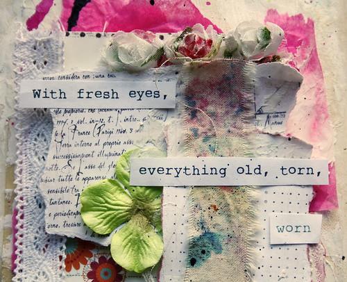 With fresh eyes | Kelly-Ann Halbert | Flickr