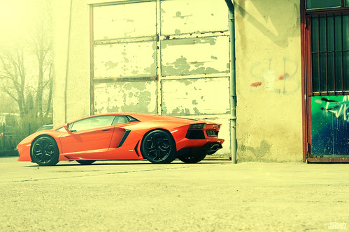 Lamborghini Aventador LP700-4 | by Charly.S