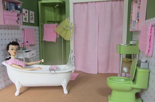 5 Of 14 A Relaxing Bath For Barbie Barbie And Ken