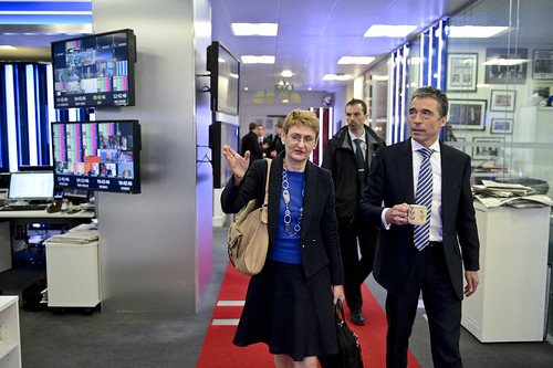 Secretary General Visits London | by NATO