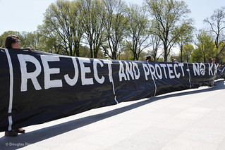 Lincoln Memorial R&P | by Greenpeace USA