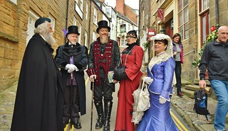 Robin Hood's Bay Victorian Weekend 2015. | by swashbuckle