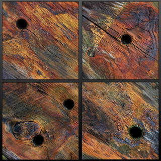 Wood Rust Panel | by andrew framed