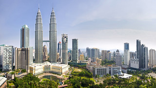 Kuala Lumpur City Centre | by hock how & siew peng