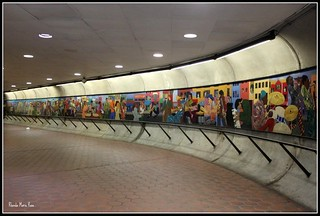 U Street neighborhood Washington DC  Metro Mural | by rhondamarierose73