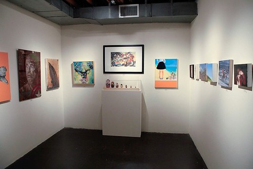 'Picks of the Harvest 2012' opening night March 3rd, 2012 | by thinkspace_gallery