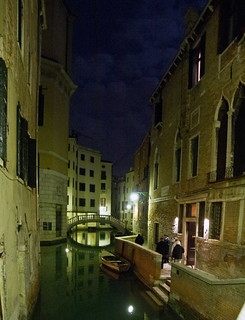 Venedig bei Nacht / Venice at Night # 13 | by schreibtnix on 'n off