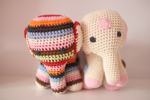 Elephants 080212 | by Izzydizzybee