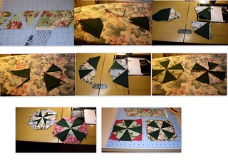 Kaleidoscope Block | by Linda Rotz Miller Quilts & Quilt Tops