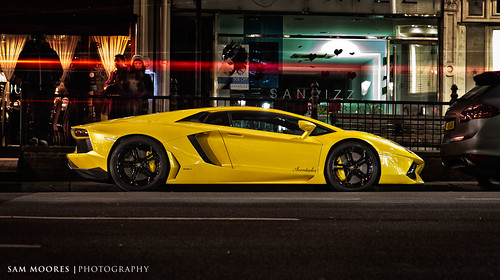 Aventador | by Sam Moores Photography