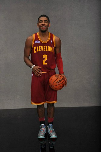 Kyrie Poses (Rising Stars NBA-AllStar Weekend) | by Cavs History