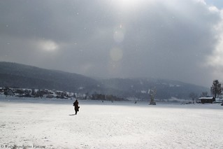The Frozen Joux Lake | by Vincent Wo