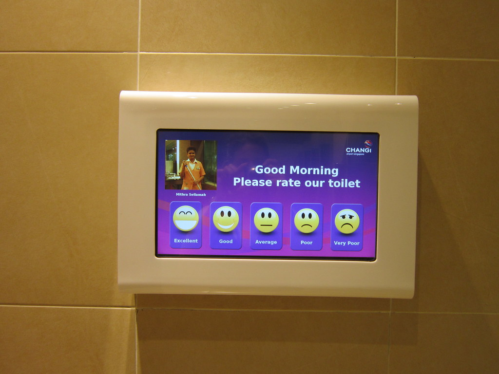 Bathroom survey   by McFlickr Bathroom survey   by McFlickr. Bathroom survey   Heather McQuaid   Flickr