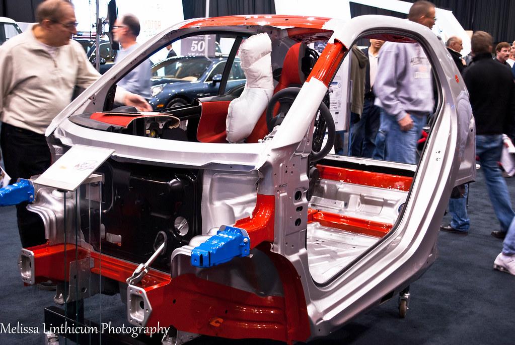 Smart Car frame   Melissa Linthicum   Flickr