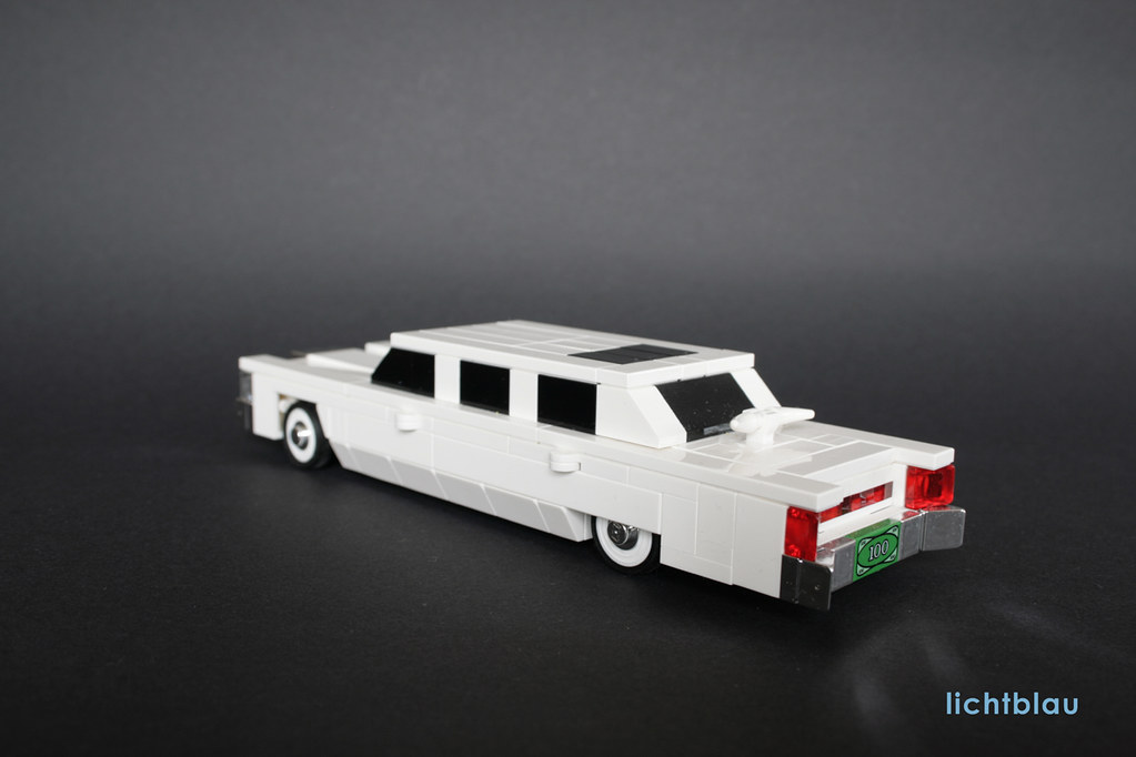 1978 Lincoln Continental Town Car Stretch Limo Licence Pla Flickr