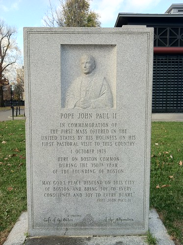 Papal Mass Plaque | by ArtFan70