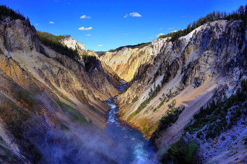 Grand Canyon Of The Yellowstone | by jetguy1