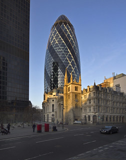 The gherkin or Towering Innuendo maybe Crystal Phallus | by Andrew Thomas 73