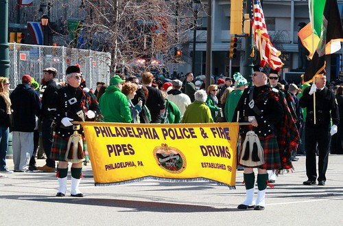 Philadelphia Police & Fire Pipes & Drums | by chrisinphilly5448