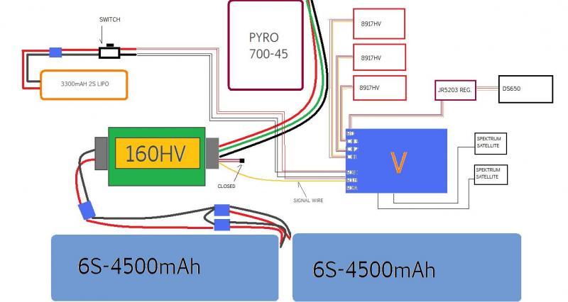 mini vbar wiring   yosemite.heli  flickr, wiring diagram
