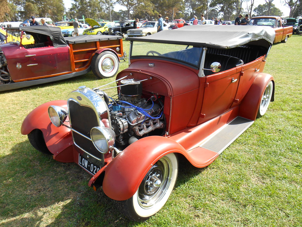 1929 Ford Model A Phaeton Hot Rod | Very nice 1929 Ford Mode… | Flickr