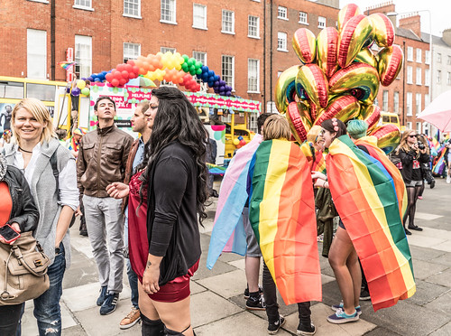 PRIDE PARADE AND FESTIVAL [DUBLIN 2016]-118089 | by infomatique