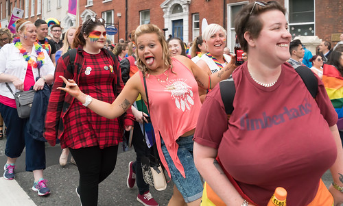 PRIDE PARADE AND FESTIVAL [DUBLIN 2016]-118051 | by infomatique