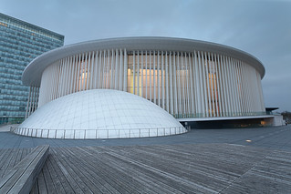Philharmonie, Luxembourg Opera | by Trying to show the world as I see it