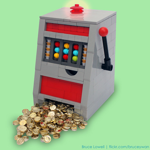 LEGO Slot Machine | by bruceywan