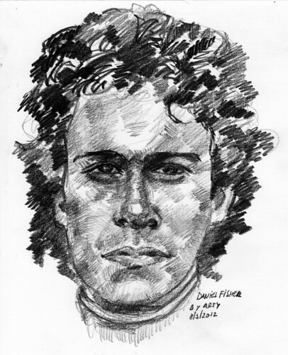 Daniel Fisher for JKPP | by Arturo Espinosa