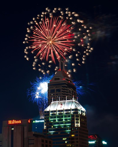Fireworks | by Hilton Indianapolis