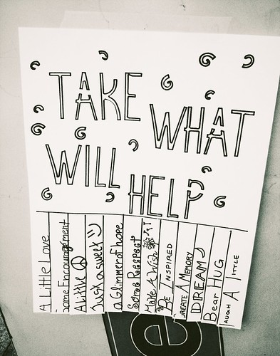 take what will help | by ekelly80