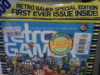 Retro Gamer edition 100 | by Daniel Bowen