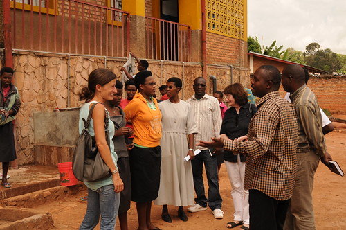 Visit at the Lycée Regina Pacis | by Sustainable sanitation