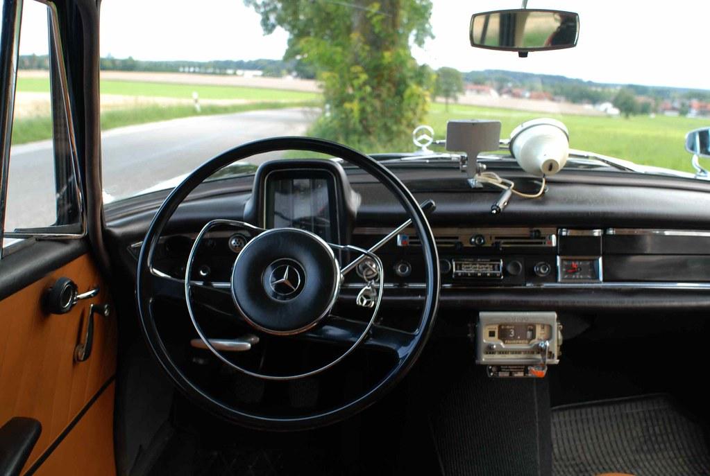 Mercedes 190 Dc Taxi 1965 | Armaturenbrett meines Mercedes 1… | Flickr | {Armaturenbrett mercedes 63}
