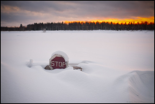 STOP | by Jonas Thomén